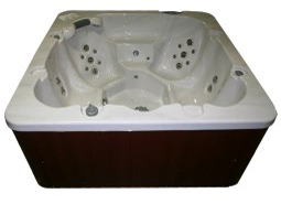 Coyote Spas Hot Tub Range by Shipshape